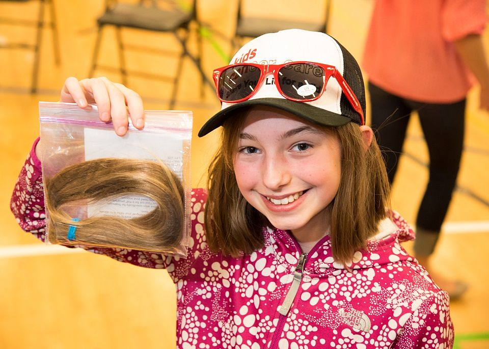 Donate Your Hair Kids Cancer Care