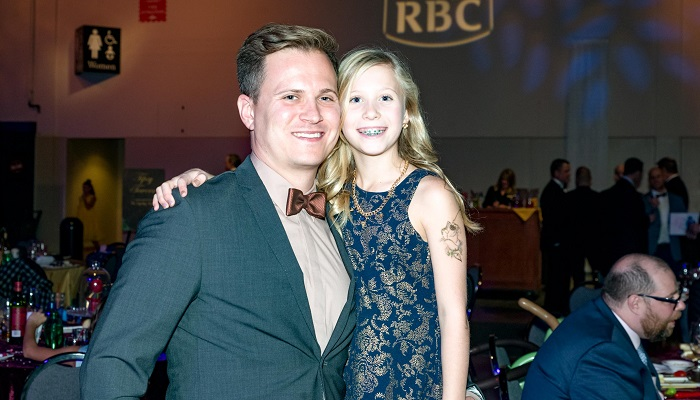 <p>Dad &amp; Daughter Gala</p>